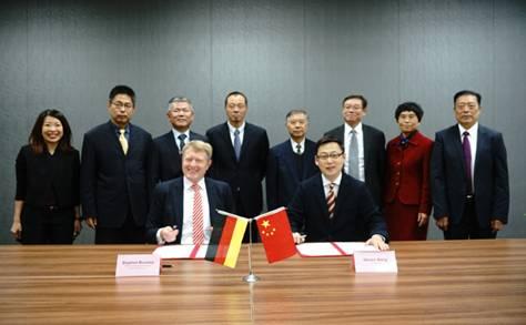 法兰克福展览(香港)有限公司宣布与北京通联新里程国际展览有限公司成立合资公司,参与主办AMR北京国际汽保展