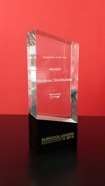 Distributor of The Year Award_副本