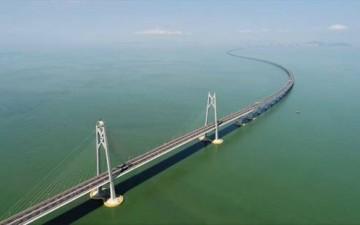 迈诗得很荣幸能参与港珠澳大桥的超级工程