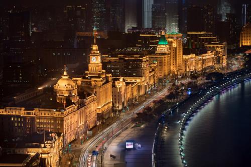 【新闻图片】昕诺飞智能互联照明为上海外滩夜景增光添彩_1_副本