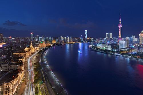 【新闻图片】昕诺飞智能互联照明为上海外滩夜景增光添彩_2_副本
