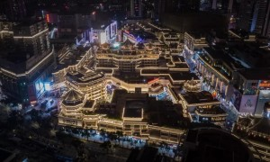 HDA汉都灯光设计丨光影艺术,点亮一座城市的天际线