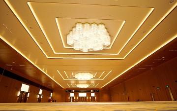 世界地标再下一城:欧司朗室内照明赋予深圳国际会展中心夺目新光