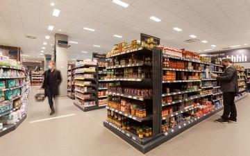 德国汉堡EDEKA Clausen超市安装昕诺飞UV-C紫外线产品,为员工与顾客健康保驾护航