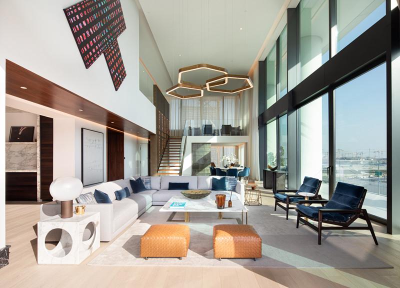 The Residences Dorchester Collection Dubai Duplex 28_副本