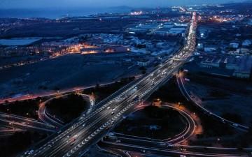 昕诺飞为大加那利岛的主干高速公路安装Interact City智能互联道路照明系统